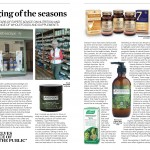 Article in Bath Life 2013