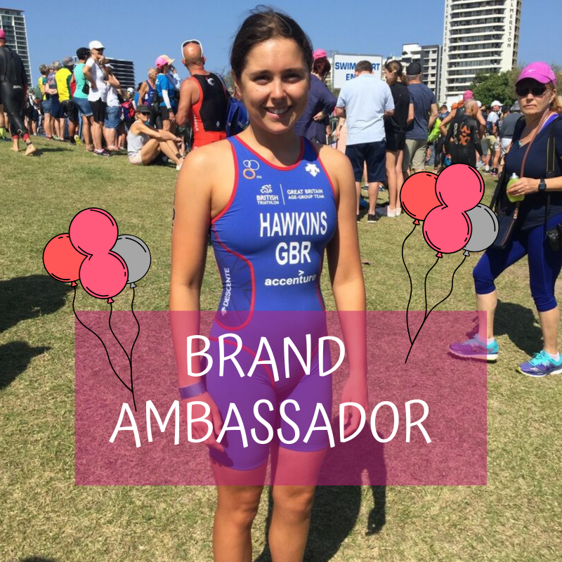 Mia Hawkins Brand Ambassador